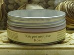 "Körpermousse ""Rose"""